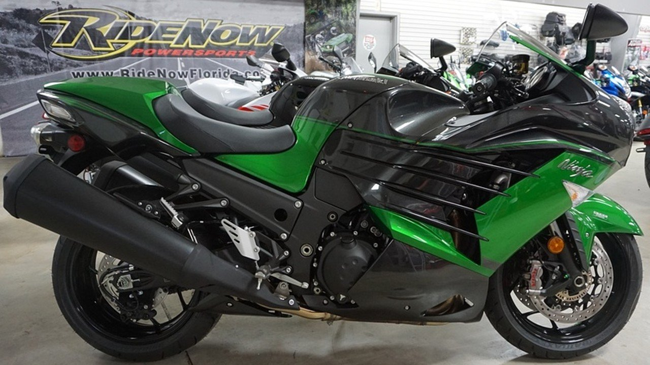 2018 Kawasaki Ninja ZX-14R ABS for sale 200570309