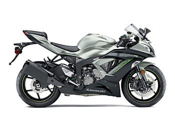 2018 Kawasaki Ninja ZX-6R ABS for sale 200499052