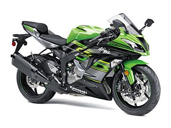 2018 Kawasaki Ninja ZX-6R for sale 200568861
