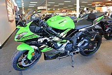 2018 Kawasaki Ninja ZX-6R for sale 200522652