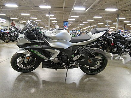 2018 Kawasaki Ninja ZX-6R for sale 200595921