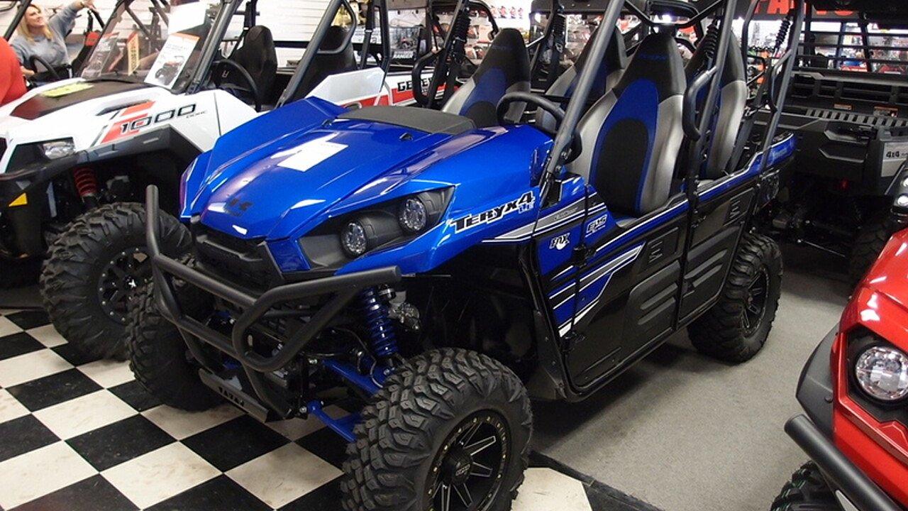 2018 Kawasaki Teryx4 for sale 200478105