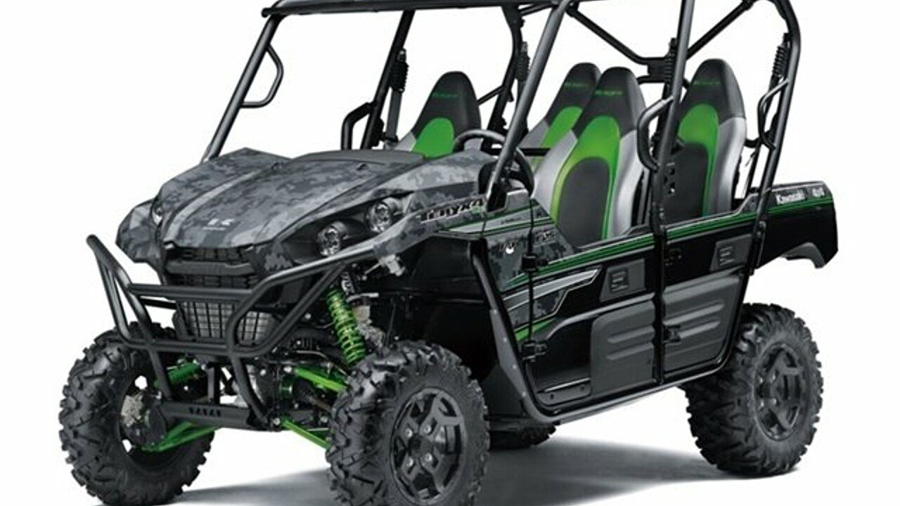 2018 Kawasaki Teryx4 for sale 200497577