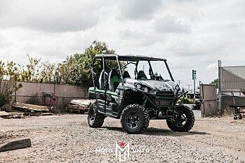 2018 Kawasaki Teryx4 for sale 200502571