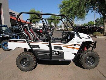 2018 Kawasaki Teryx4 for sale 200508668