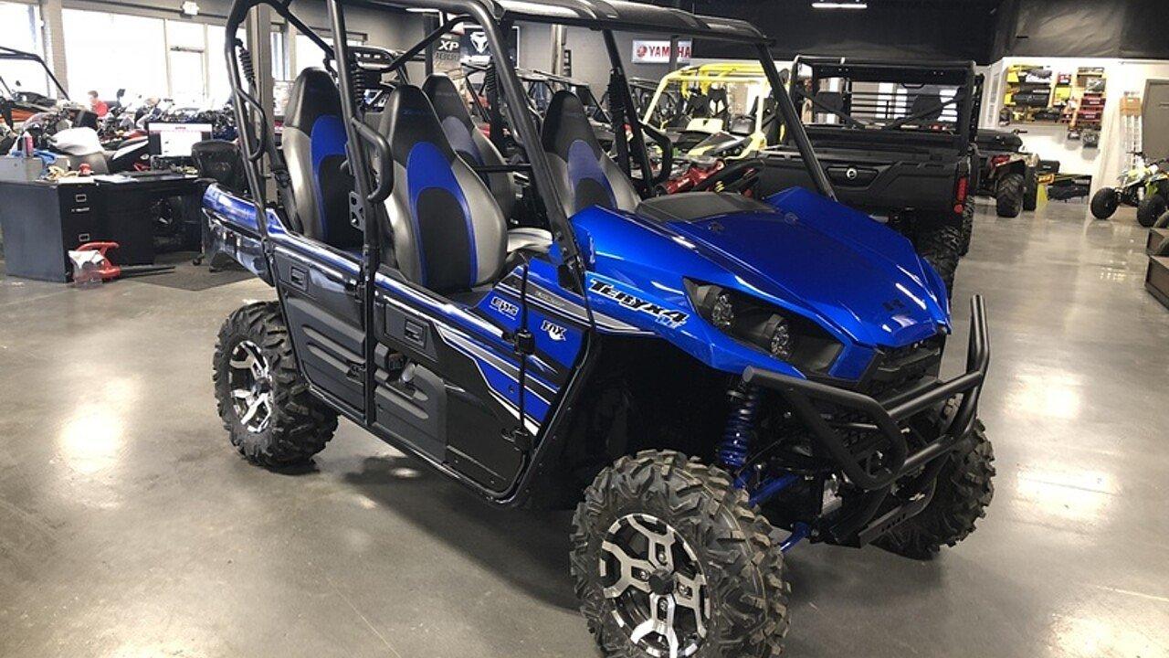 2018 Kawasaki Teryx4 for sale 200520783