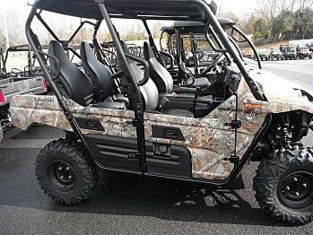 2018 Kawasaki Teryx4 for sale 200527375