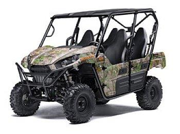 2018 Kawasaki Teryx4 for sale 200555099