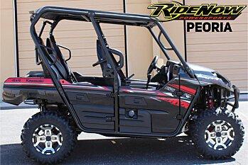 2018 Kawasaki Teryx4 for sale 200615582