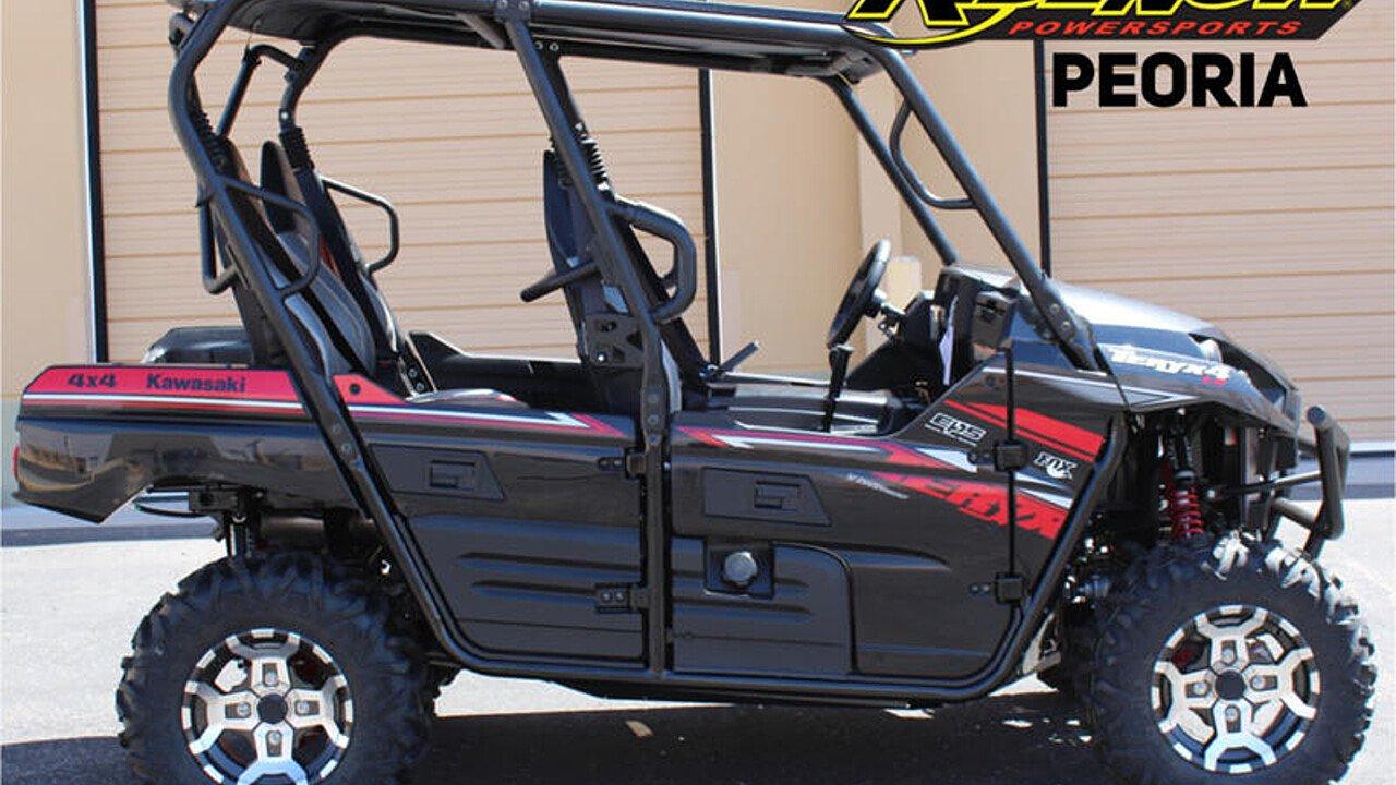 2018 Kawasaki Teryx4 for sale 200620967