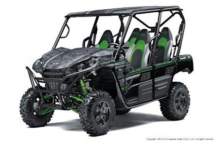 2018 Kawasaki Teryx4 for sale 200608730
