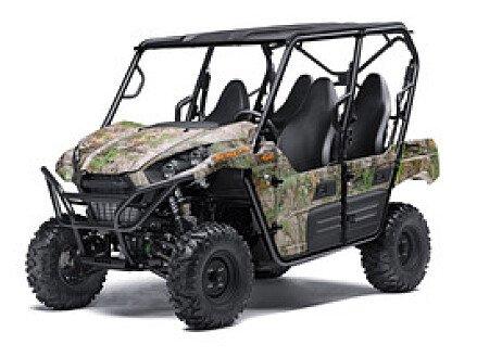 2018 Kawasaki Teryx4 for sale 200617361