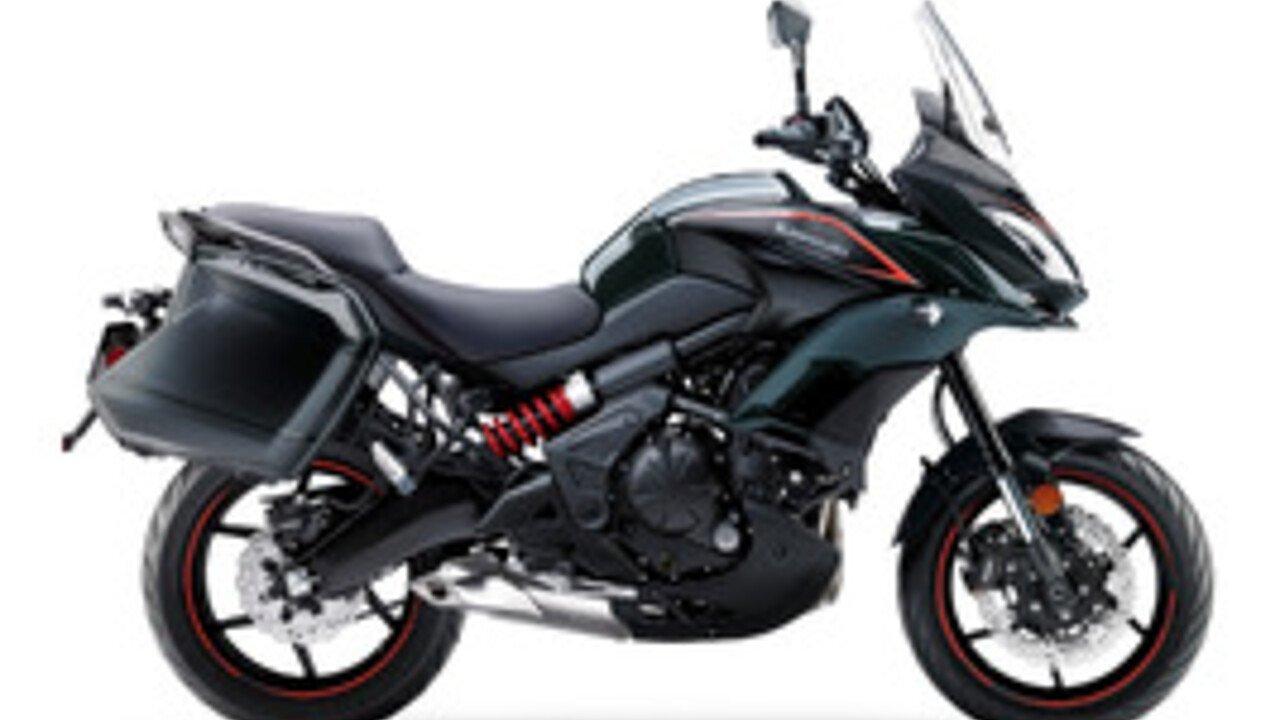2018 Kawasaki Versys 650 ABS for sale 200528816
