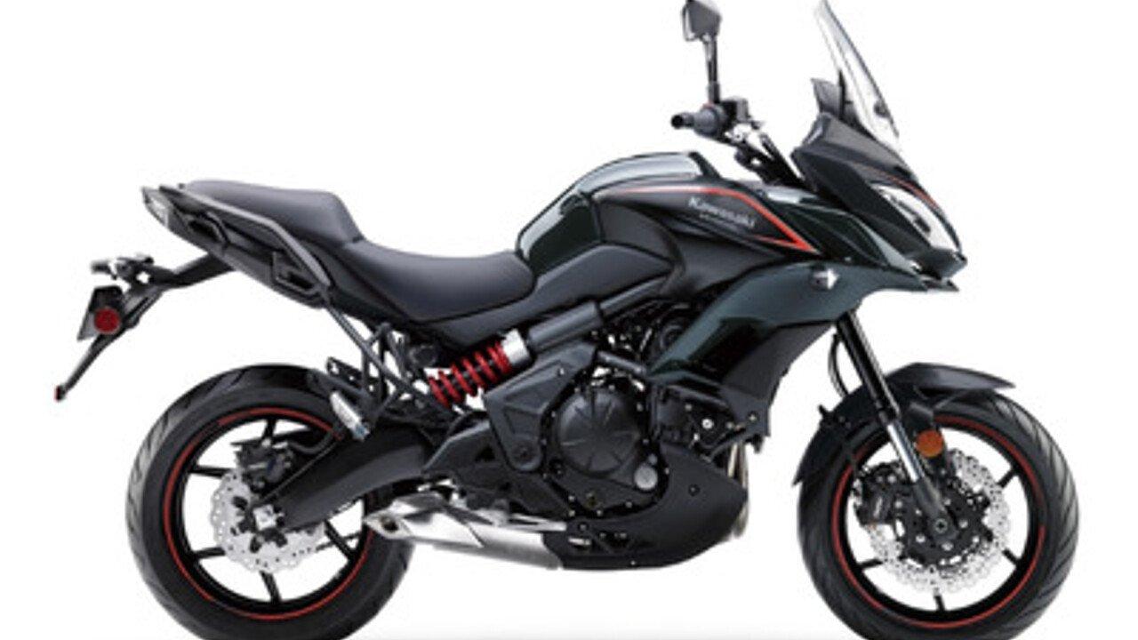 2018 Kawasaki Versys for sale 200528820