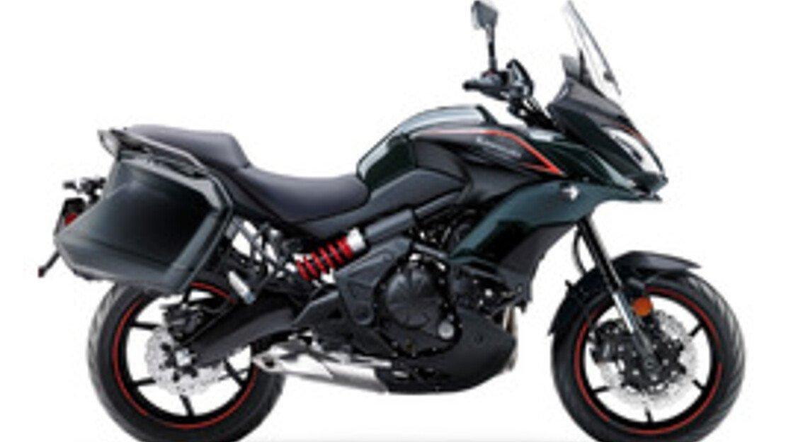2018 Kawasaki Versys 650 ABS for sale 200554473