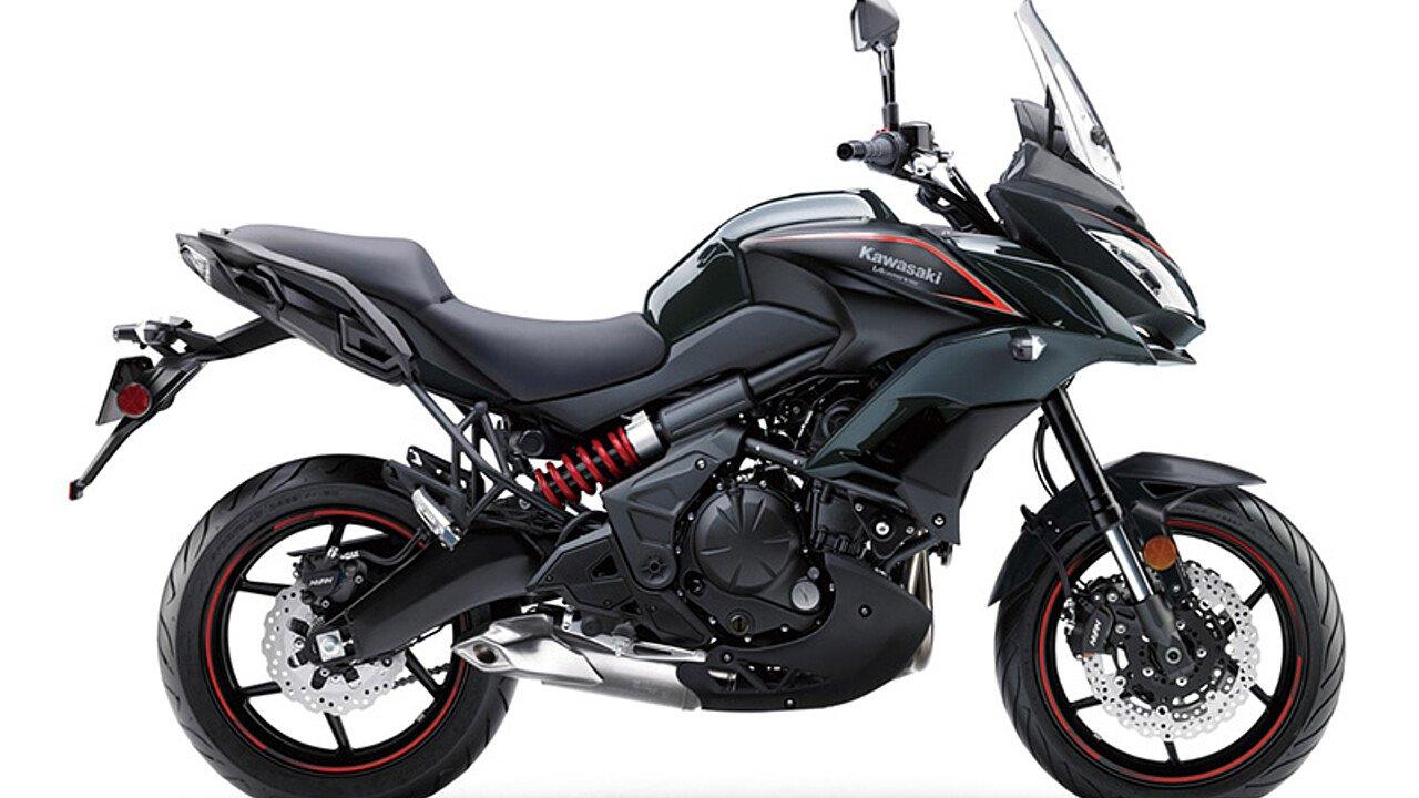 2018 Kawasaki Versys for sale 200556068