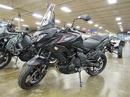 2018 Kawasaki Versys 650 ABS for sale 200598907