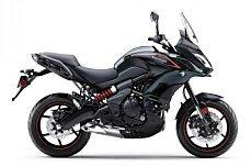 2018 Kawasaki Versys 650 ABS for sale 200608830