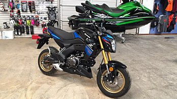 2018 Kawasaki Z125 Pro for sale 200484366