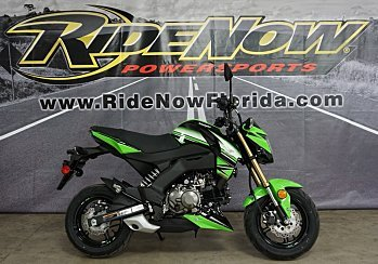 2018 Kawasaki Z125 Pro for sale 200569956