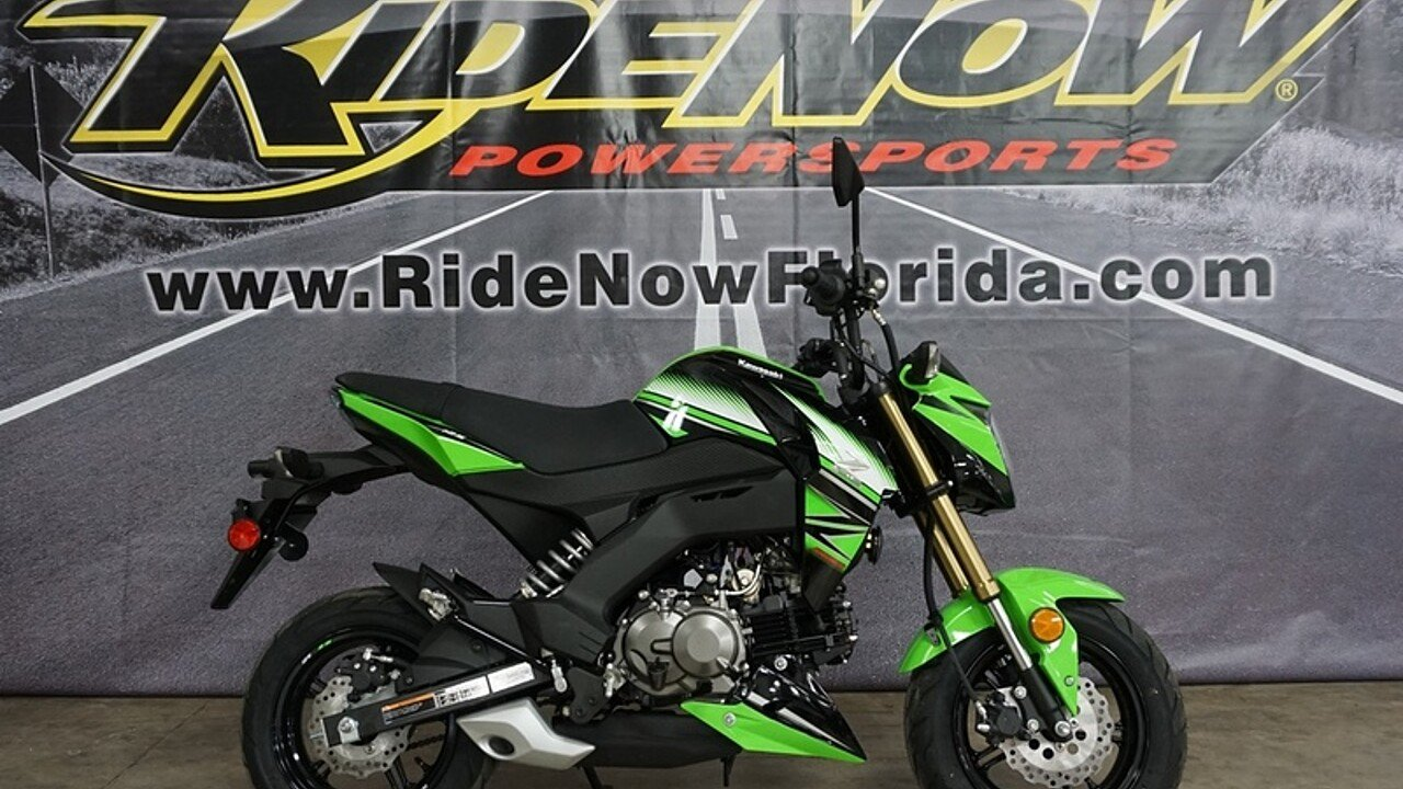 2018 Kawasaki Z125 Pro for sale 200569974