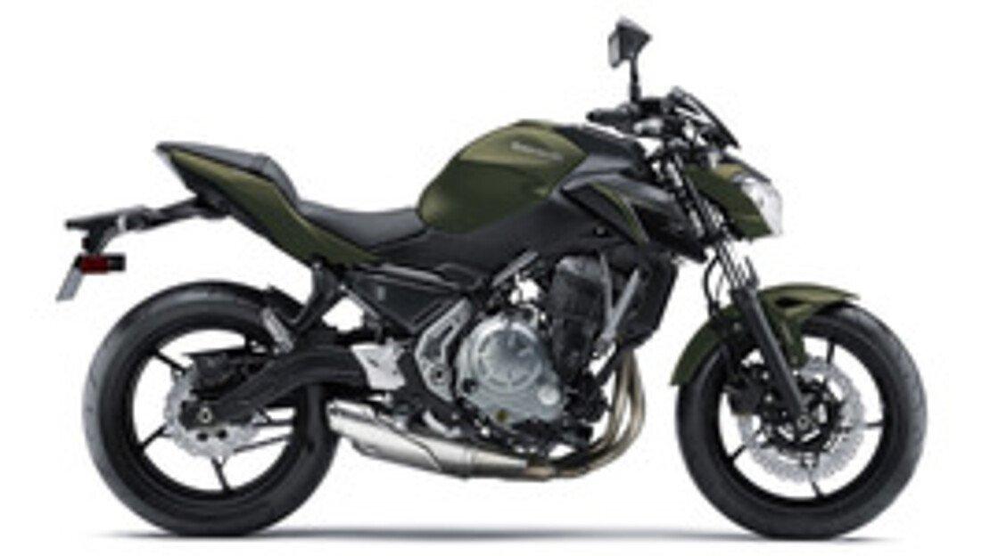 2018 Kawasaki Z650 for sale 200504859