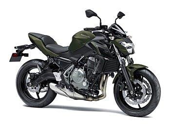 2018 Kawasaki Z650 for sale 200508205