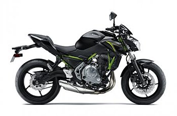 2018 Kawasaki Z650 ABS for sale 200514699