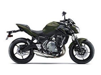 2018 Kawasaki Z650 for sale 200538760