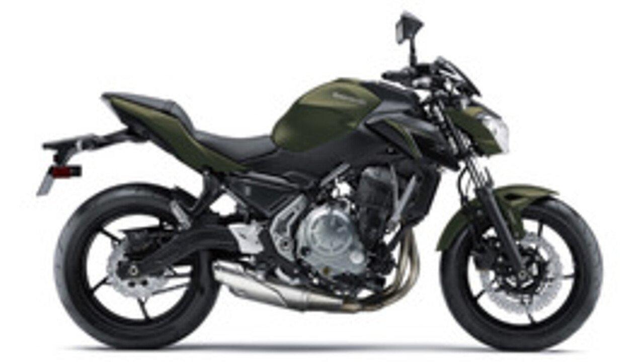 2018 Kawasaki Z650 ABS for sale 200546567