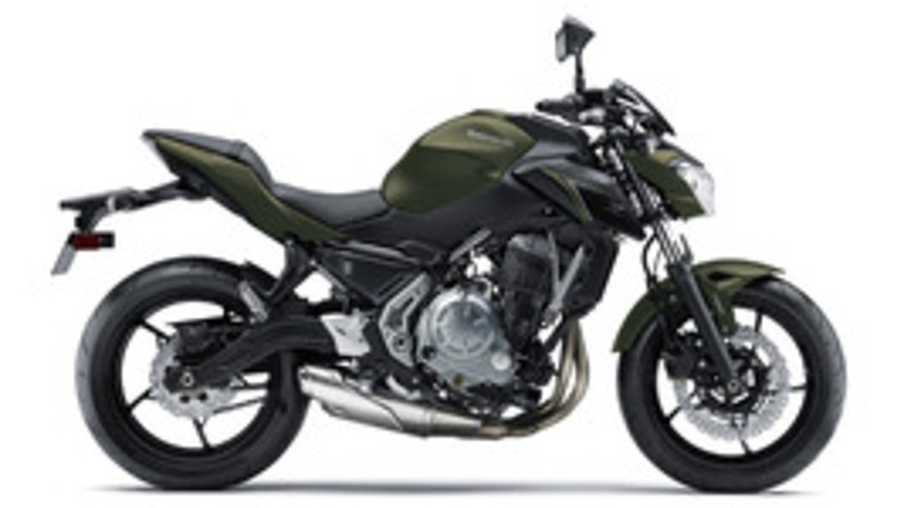 2018 Kawasaki Z650 ABS for sale 200547255