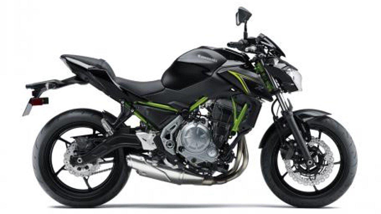 2018 Kawasaki Z650 for sale 200608611