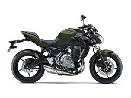 2018 Kawasaki Z650 for sale 200504859