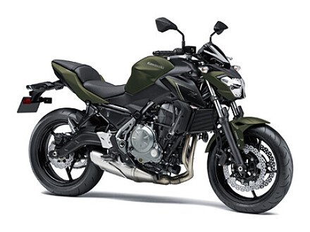 2018 Kawasaki Z650 for sale 200508205