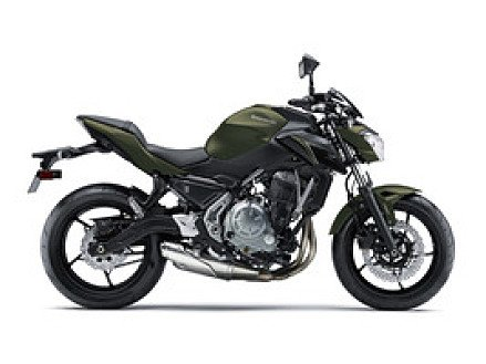 2018 Kawasaki Z650 ABS for sale 200510470