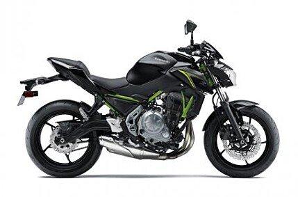 2018 Kawasaki Z650 for sale 200646486