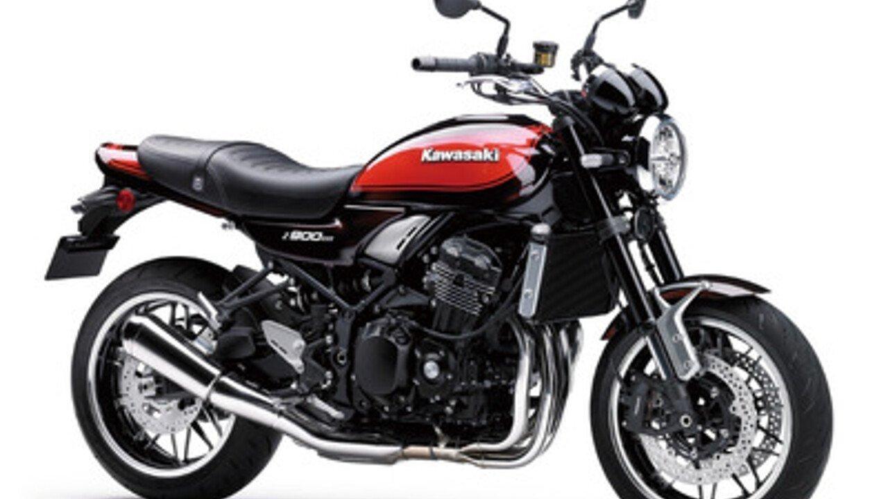 2018 Kawasaki Z900 RS for sale 200518798