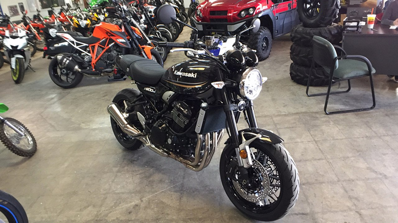 2018 Kawasaki Z900 RS for sale 200524222