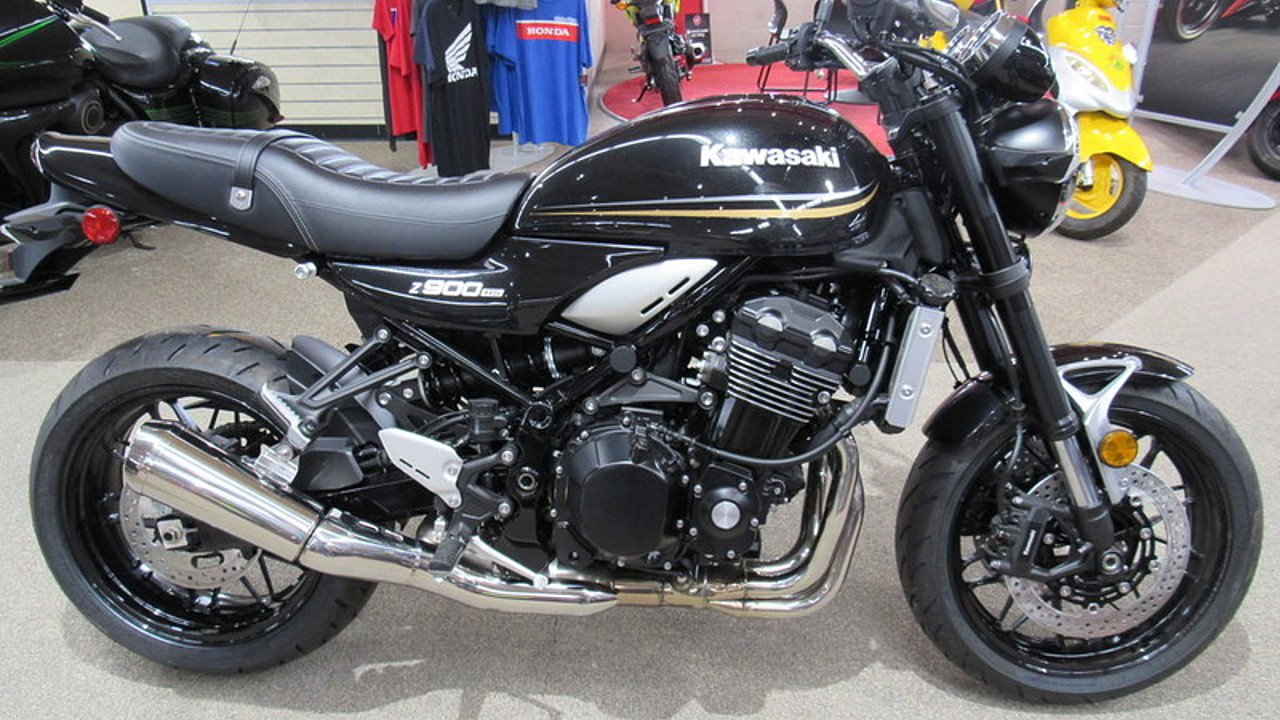 2018 Kawasaki Z900 RS For Sale 200524510