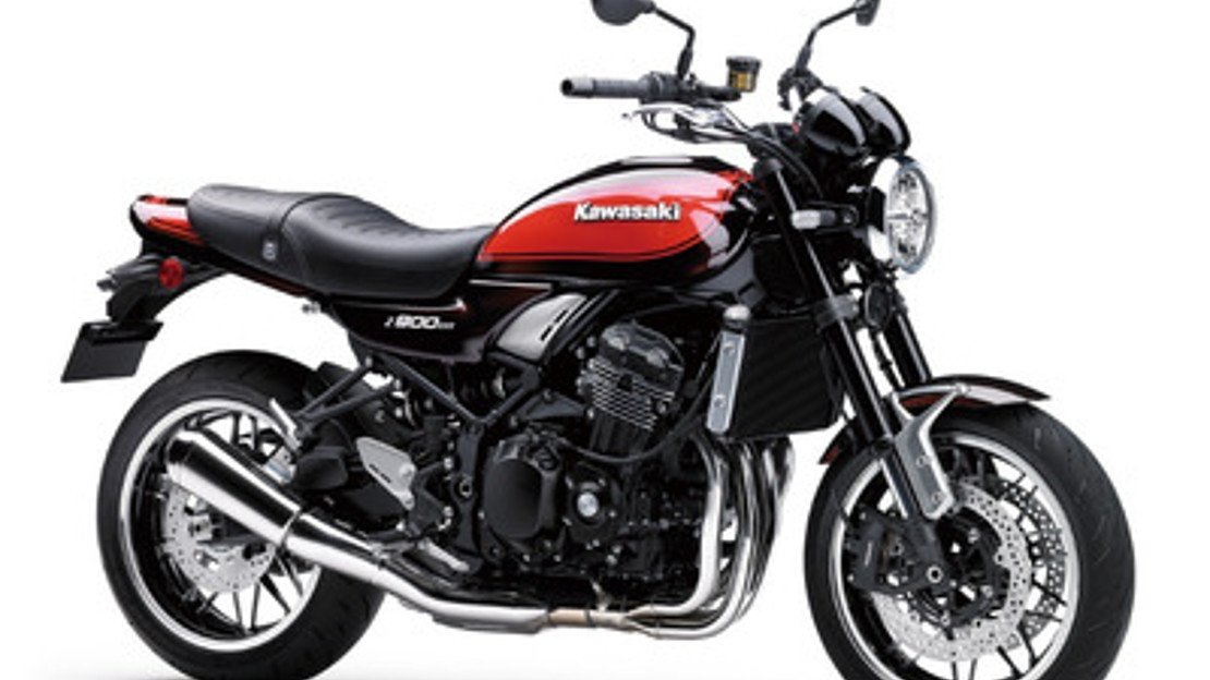2018 Kawasaki Z900 RS for sale 200533600