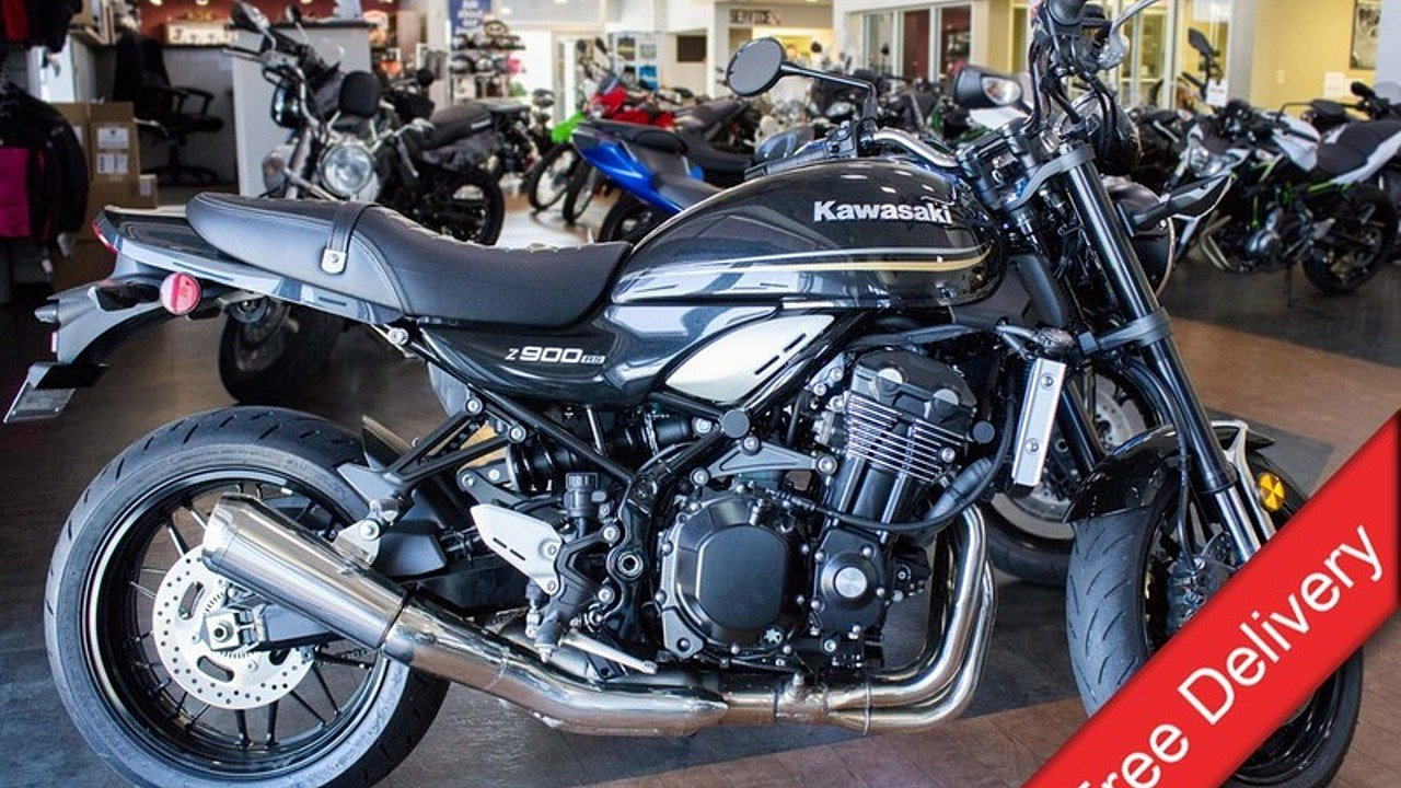 2018 Kawasaki Z900 RS for sale 200552721