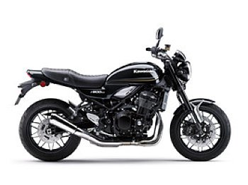 2018 Kawasaki Z900 RS for sale 200555253