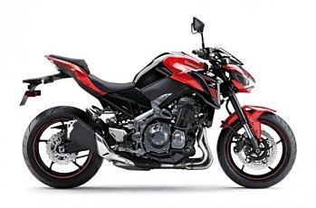 2018 Kawasaki Z900 ABS for sale 200597859