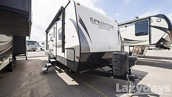 2018 Keystone Sprinter for sale 300136894
