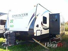 2018 Keystone Sprinter for sale 300169355