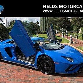 2018 Lamborghini Aventador for sale 100895255