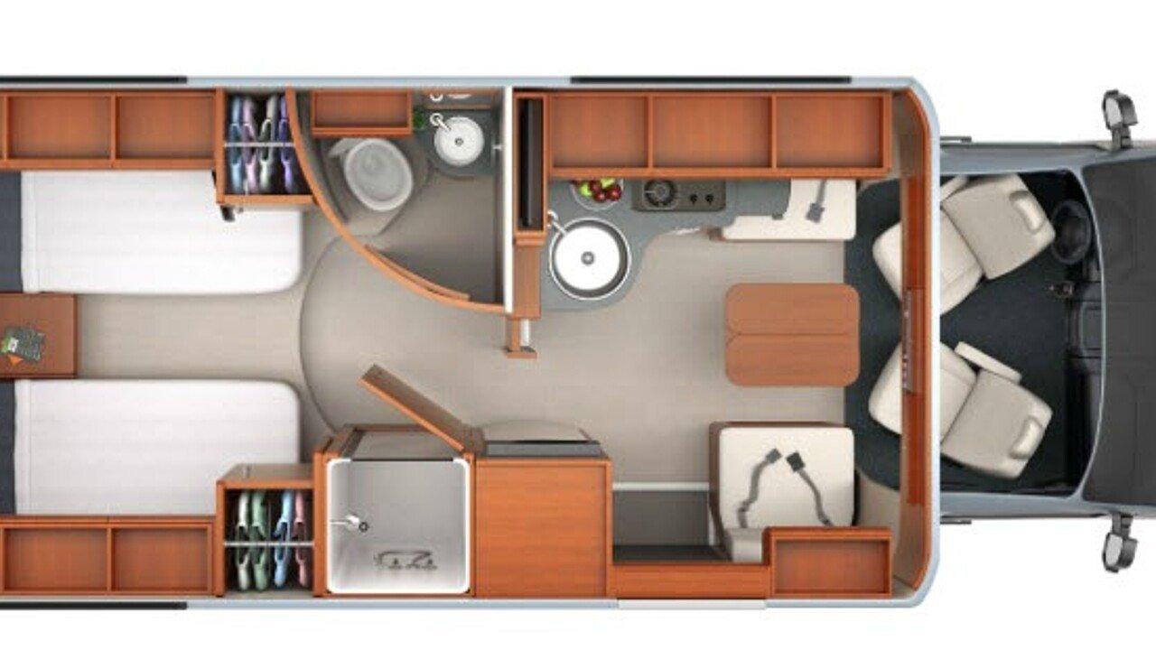 2018 Leisure Travel Vans Unity For Sale 300158123