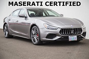 2018 Maserati Ghibli for sale 101032895