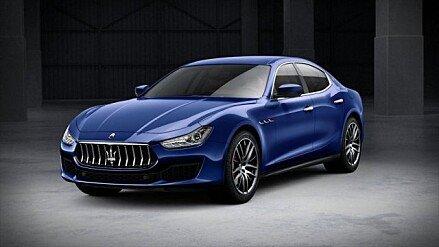 2018 Maserati Ghibli for sale 100925711