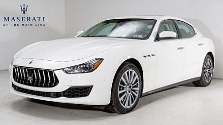 2018 Maserati Ghibli for sale 100937540